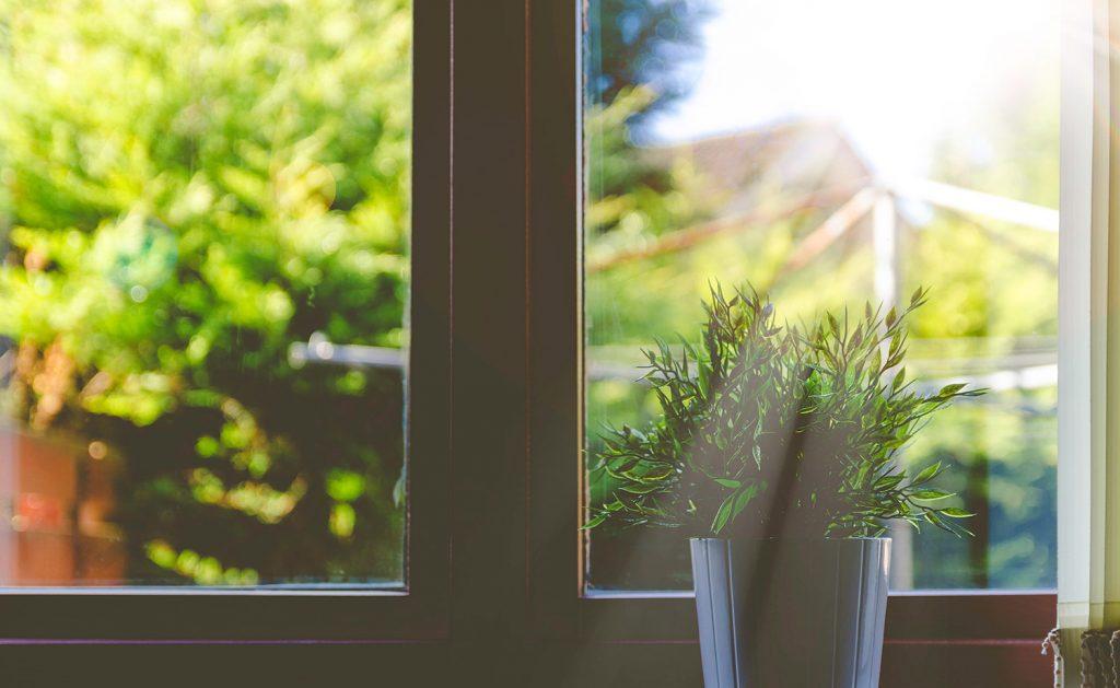 Ikkunoiden pesu Ametro