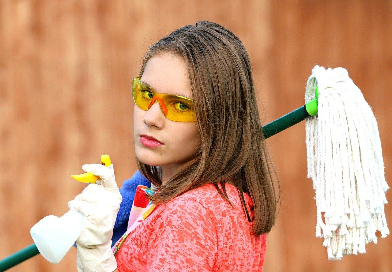 Kotitöiden työnjako, blogi, Ametro